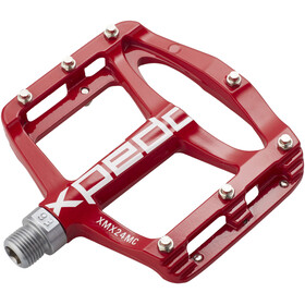 Xpedo Spry Pedals red